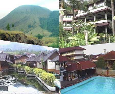 Hotel dan Tempat Wisata di Garut
